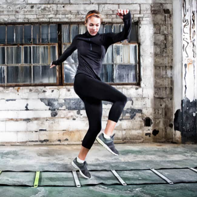 Can Fitness Ladders Improve Balance?