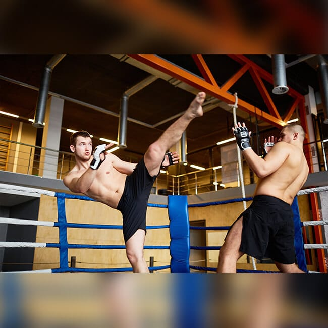 how many fighters and training camps are using this recovery method