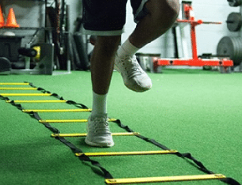 Agility Ladder Drills For Individuals With Parkinson's