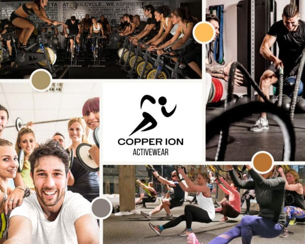 Copper Fabric Activewear