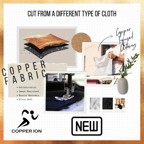 Copper Nylon Fabric