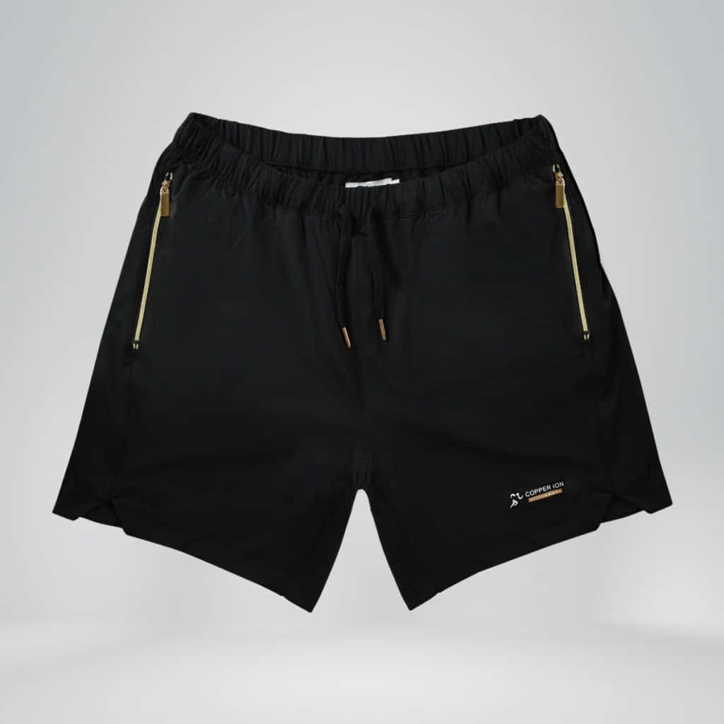 Copper Infused Shorts Black