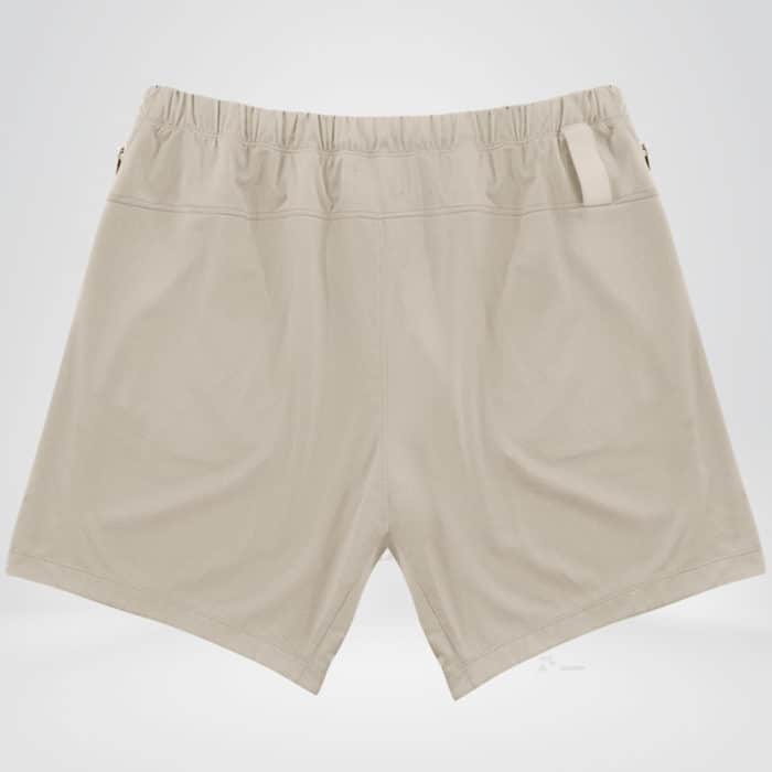 Copper Infused Shorts White