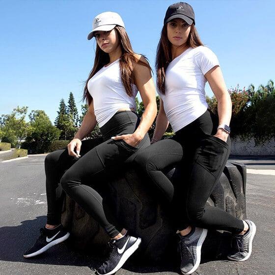copper fabric gym shirt womens