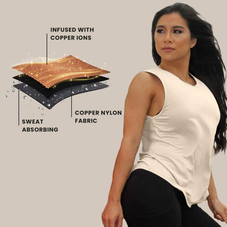 copper fabric technology