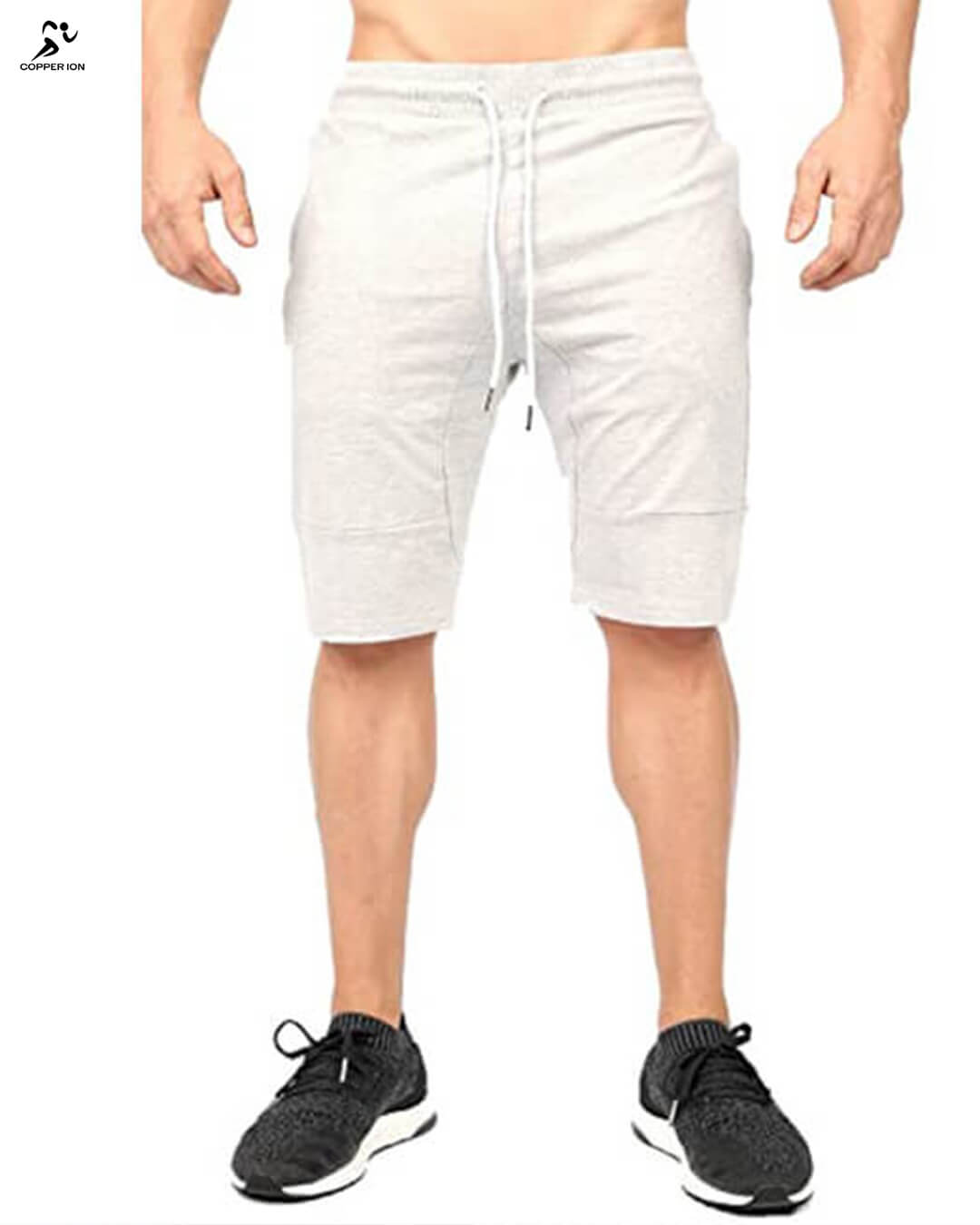 Copper Infused Shorts Mens White