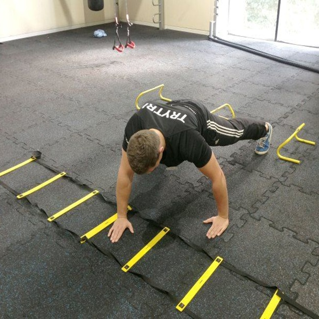 Fitness Ladder The Most Versatile Exercise Equipment