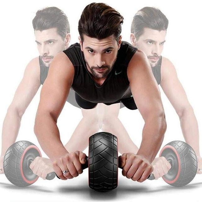How To Use An Ab Wheel to Get Six-Pack Abs