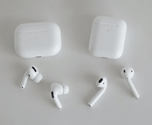 warranty void clean airpods and break them