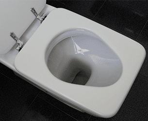 cleaning airpods fall in toilet