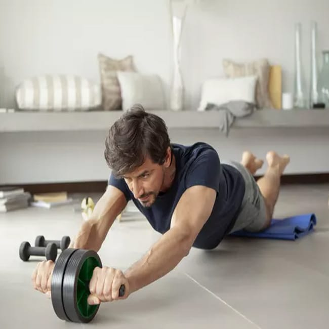 Ab Roller Exercise At Home