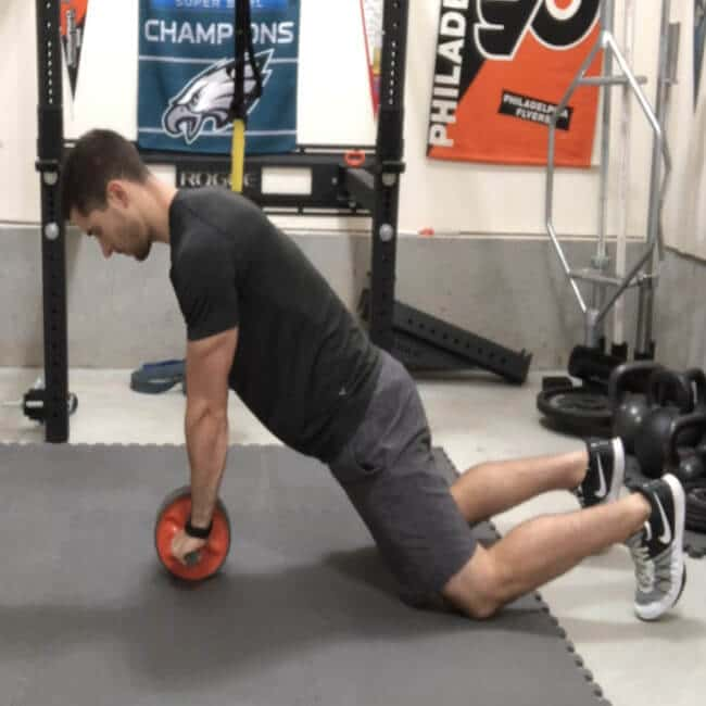 Advance Ab Roller Workout Plan