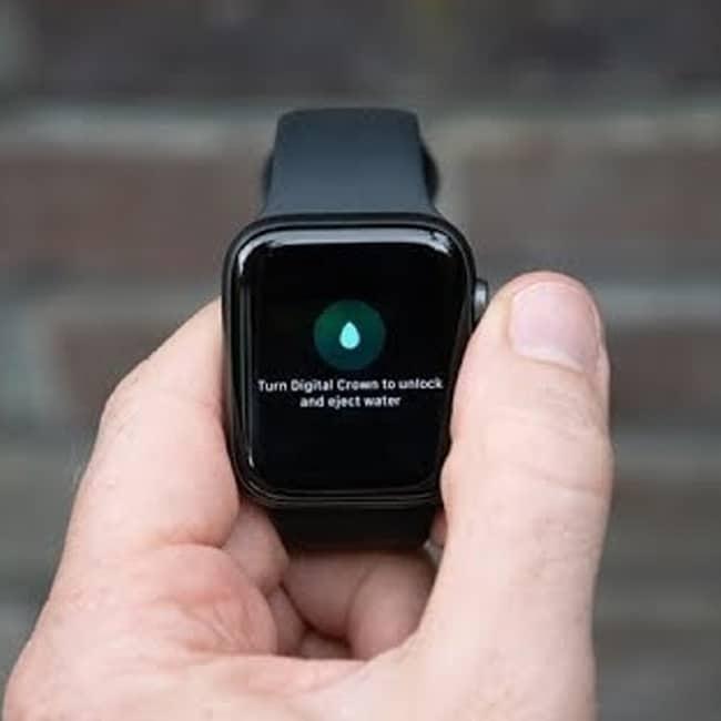 Apple Watch Turn Digital Crown