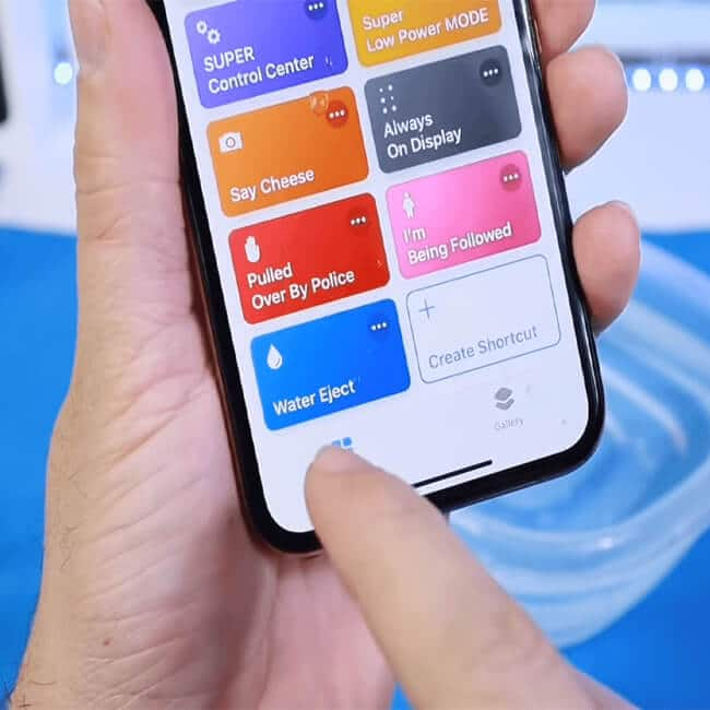 How To Remove Water From iPhone