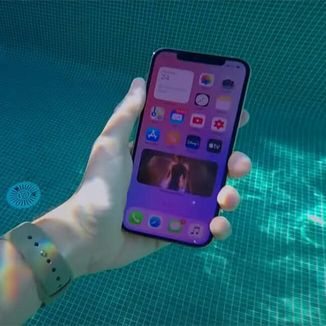 How Water Resistant Are iPhones