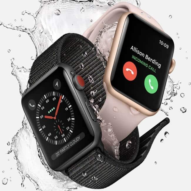 Water Resistance Apple Watch